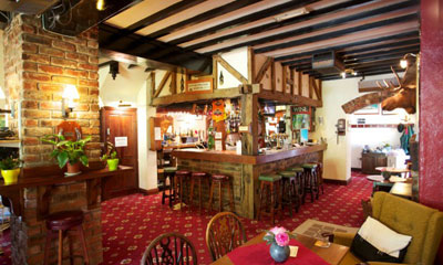 Abbey Grange Hotel bar